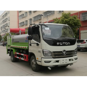 Автоцистерна с водяной пушкой для подавления пыли Foton