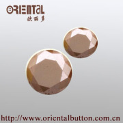 Fashion Polyester Resin Button for Garment (H-1374)