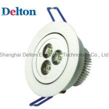 3W luz de techo flexible del LED (DT-TH-3C)