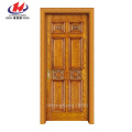 *JHK-006 CS Interior Door Frame Carved Wood Panels Main Door Carving