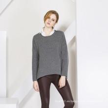 Suéter de la manera de señora Cashmere