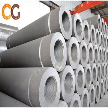 RP Grade 200mm Graphite Electrode for steel factory