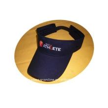 Chapéus do sol com logotipo do bordado