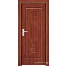 2015 New Design PVC Door for Bathroom