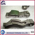 Forged rocker arms for auto engine