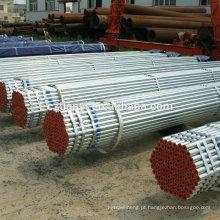 China fabricante atacado stk400 tubo de aço
