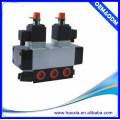 K Serie 5 / 2Way Pneumatisches elektrisches Steuerwechselventil