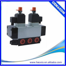 K Series 5/3Way Pillar Type Pneumatic Change Valve With High Quality