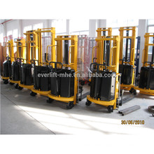 CE and ISO Certificate Semi-Electric Stacker with after sales services