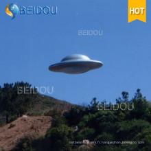 Publicité gonflable géante Publicité Modèles de répliques UFO