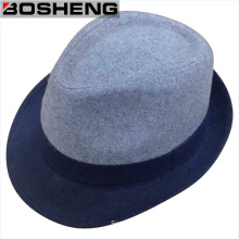 Gentleman Fashion Wool Cap Man Hat