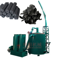 Mingyang Continuous Working Hoist Biochar Carbonization Stove For Cahcroal Making