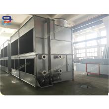 122 Ton Closed Circuit Cross Flow GHM-3100 Kühlturm füllen Nicht runder Mini Chiller für Zwischenfrequenz Ofen