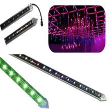 Discoteca e entretenimento de clube iluminação 3d tubo luz