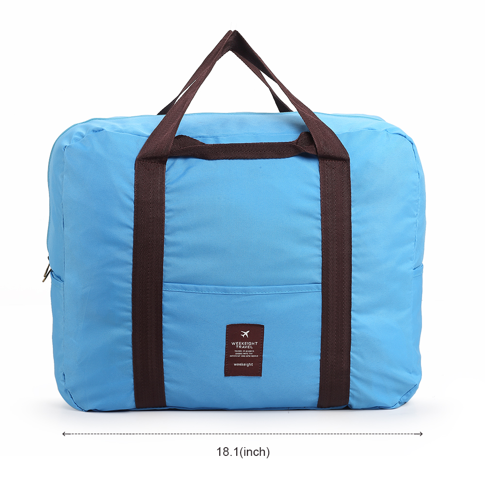 XISXI Polyester Waterproof Material Foldable Travel /& Storage Duffel Bag for Versatile Uses