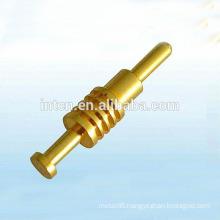 factory supplies high tension cnc mechanical brass bolts