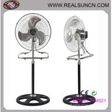 Stand Fan, Table Fan 2 in 1 Industrial Fan-Fs4521