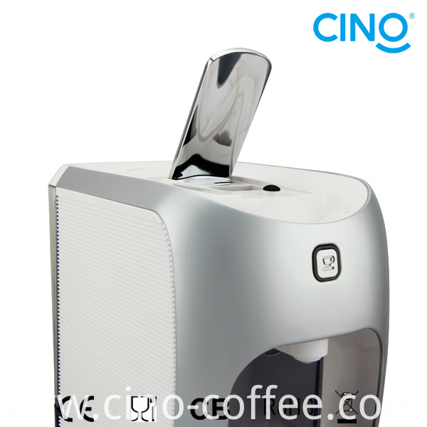 H capsule coffee machine002
