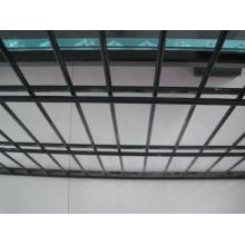 Powder coated finish doubel wire Mesh Fence