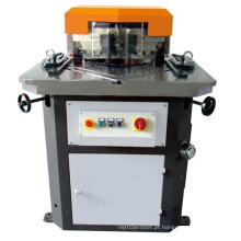 Esquina Hidráulica Notching Machine / Notcher (Variable Angle) 6mm