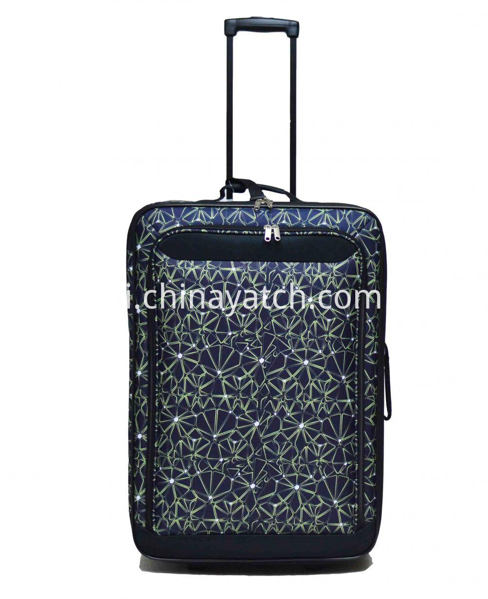5 PCS Soft Trolley Case