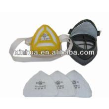 respirador de casco de polvo