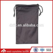 Bolsa de microfibra de impresión personalizada de alta calidad