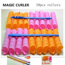 Magic Leverag 18PCS / 42cm Haarrolle (HEAD-12)