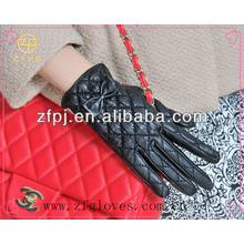 New Style Fashion Leather Gloves For Lady