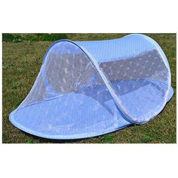 Carpa Plegable Baby Mosquito Net Crib Beach Play