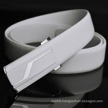 Classic white popular agio Italian designer baby car seat belt buckle