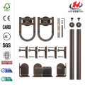 Bronze Rolling Door Hardware Kit