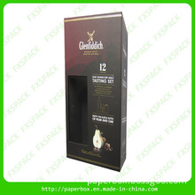 Wine Glass Box/Wine Bottle Box/Wine Packaging Gift Box with Window