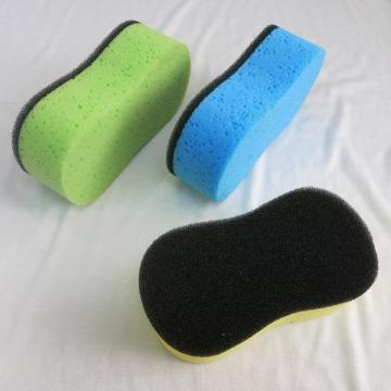 Almofada de polimento do carro de limpeza ferramentas domésticas aplicador de cera