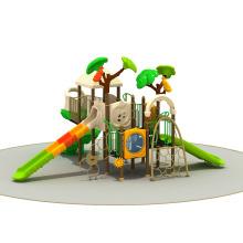 Самый продаваемый сертификат Ce Коммерческие пластиковые наборы для детской площадки