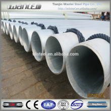 astm a106 gr.b ms carbon galvanized steel pipe