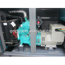4BTA3.9-G2 50kva/40kw small silent diesel generator in low cost