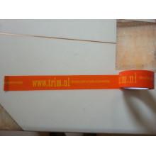 Fita de impressão com logotipo da marca Nome da empresa Fita adesiva de embalagem BOPP