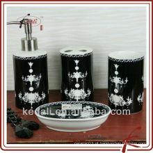 Conjunto de banho de cerâmica fábrica