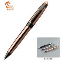 Dernier style Papeterie Gift Metal Roller Pen