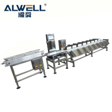 Automatic Japan Sashimi Fish Weight Sorting Machine Fish Grading Machine
