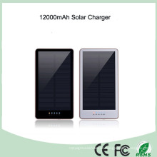 Wasserdichte Silikon Taschenlampe Solar 12000 mAh Power Bank (SC-1688)