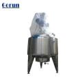Automatischer Vakuum-Homogenisierungsemulgator / Kuchengel-Emulgator, der Maschinen- / chemische Maschinerie-Ausrüstung herstellt