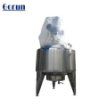 Automatic Vacuum Homogenizing Emulsifier/cake Gel Emulsifier Making Machine/chemical Machinery Equipment