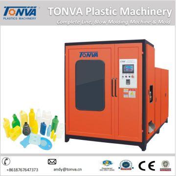 Пластиковая выдувная машина для изготовления бутылки емкостью 5 литров