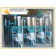 200tons Wheat Flour Mill Machine