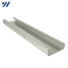 Konstruktiver JIS-Standard-Baustahl China-Lieferant Stahl-C-Kanal