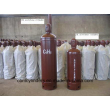 25L, 40L GB11638/ISO3807 C2h2 Acetylene Cylinders