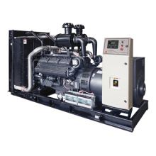 484kw 605kVA Low Noise Water Cooled Diesel Generator with Electricity Generation Use