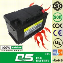 668, 669, 12V80AH, South Africa Model, Auto Storage Maintenance Free Car Battery